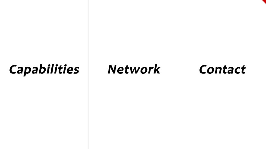 About OMC Design - Cabalities, Network and Contacts